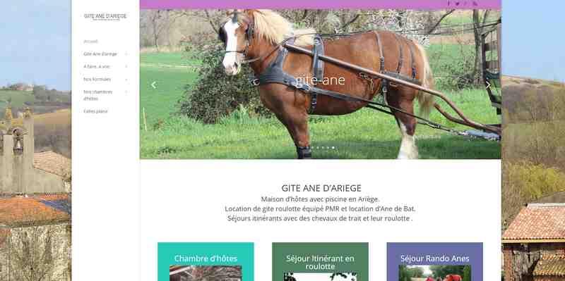 Notre partenaire gite-ane.com